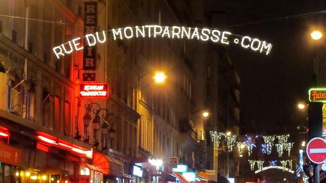 Rue du Montparnasse dot com