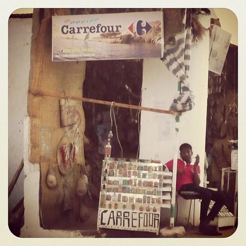 Aswan Nubian Carrefour #Egipte