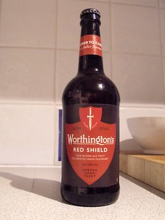 Worthington's, Red Shield, England