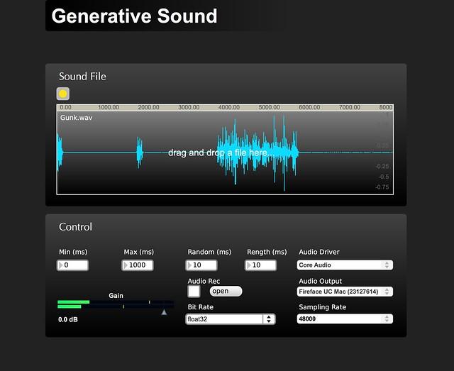 GenerativeSound