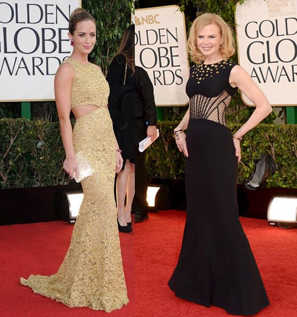 Emily Blunt & Nicole Kidman