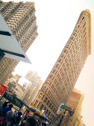 Flat Building by manuel escrig