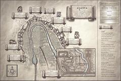ajanta caves map