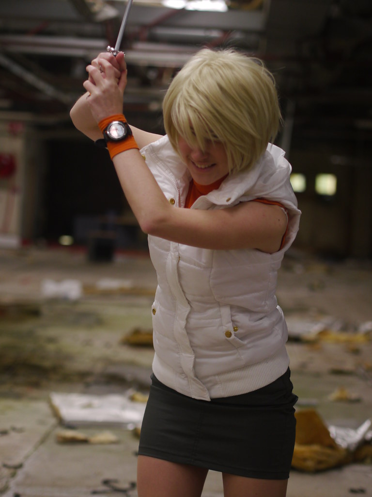 related image - Shooting Alice Madness - Heather - Silent Hill - Bordeaux - 2013-01-13- P1530154