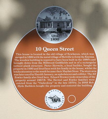 Photo of Brown plaque № 12064