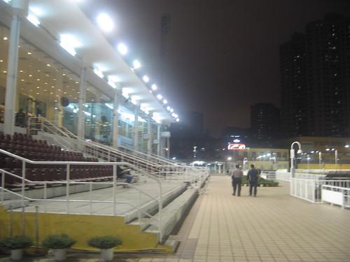 The Macau Canidrome 澳門逸園賽狗會