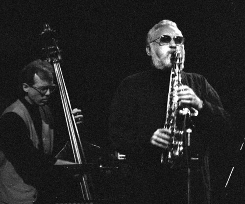Joe Lovano - Lee Konitz Glasgow nd c 1994  35