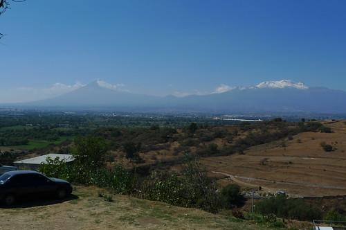 Cacaxtla, Mexico