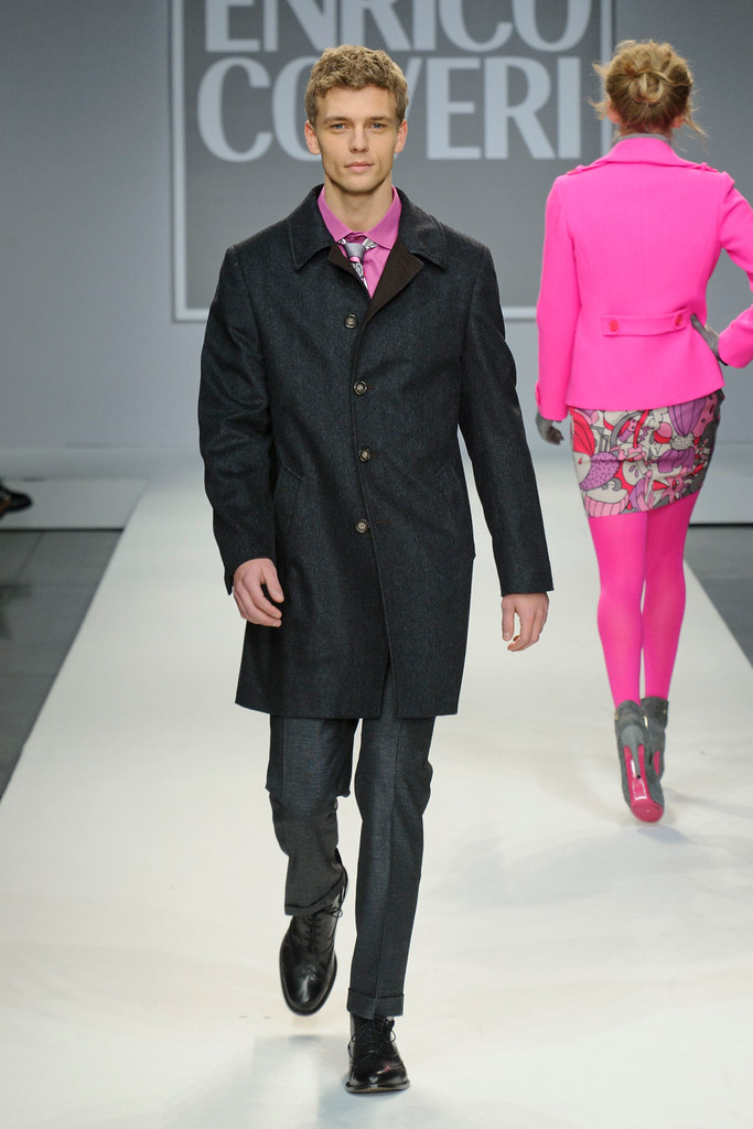 FW13 Milan Enrico Coveri022_Benjamin Eidem(fashionising.com)