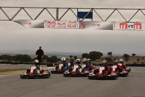 GP MotorVsMotor Trofeo Invernal Powerkart Kartpetania 2013