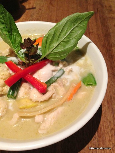 Twelve Spices - Chicken Green Curry