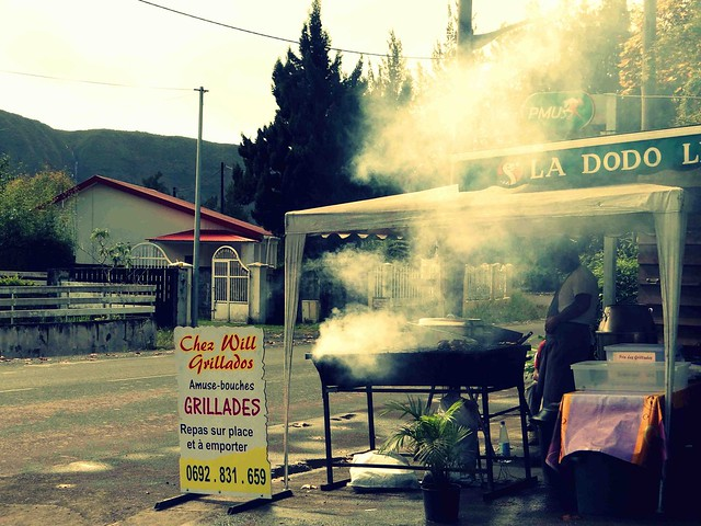 Best BBQ in Reunion