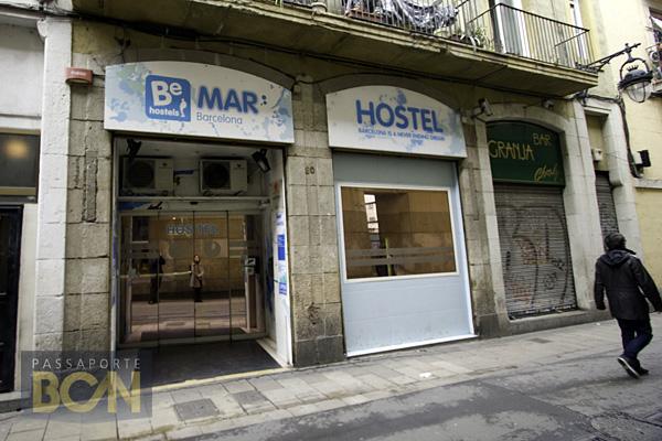 Be Mar Hostel, Barcelona