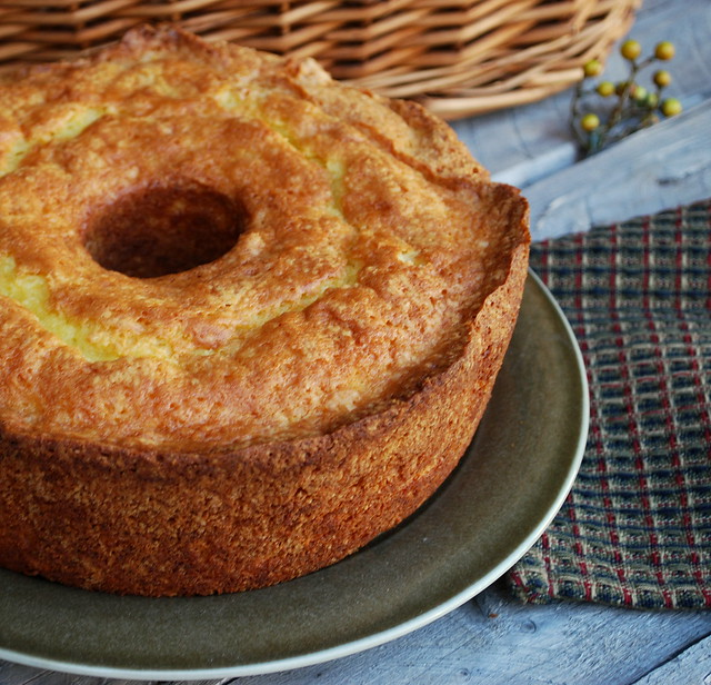 German Butter Pound Cake 1