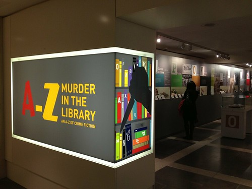 A-Z of Crime Exhibition