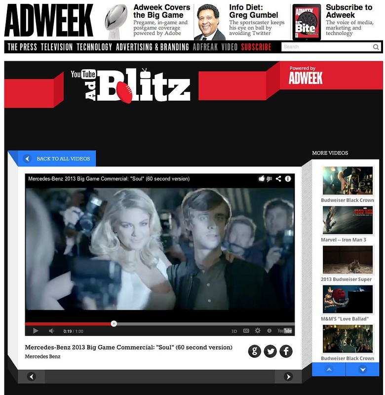 On Adweek: Super Bowl 2013 | Adweek
