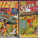 Prize Comics #1 & Sure-Fire Comics #1