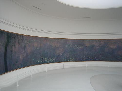 Les Nymphéas (1), Claude Monet, Musée de l'Orangerie, Paris