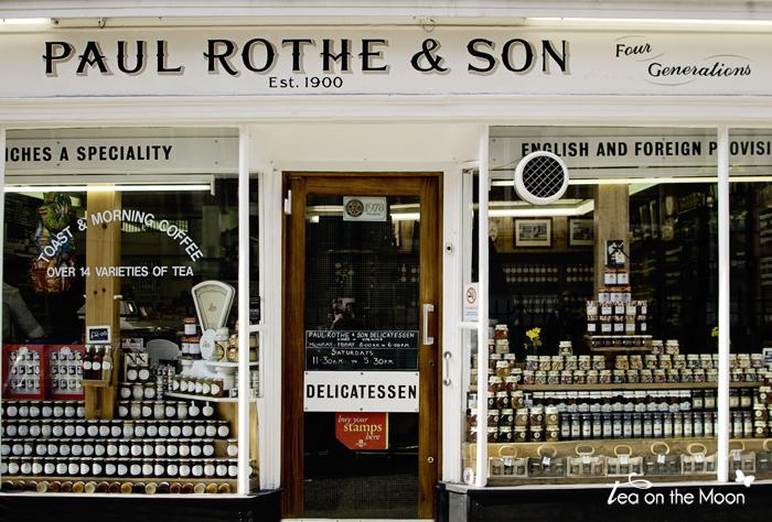 Londres Marylebone lane london shopping 018