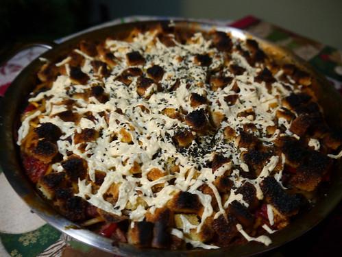 2013-02-06 - VI Skillet Pasta Pie - 0004