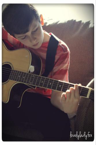Orin Guitar Lesson