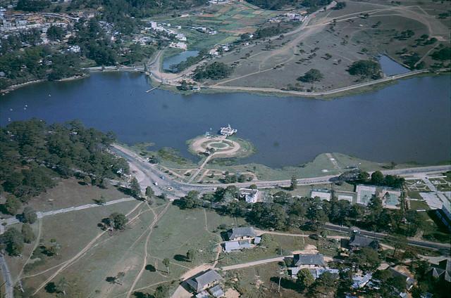 Da Lat 1971 - Xuan Huong Lake