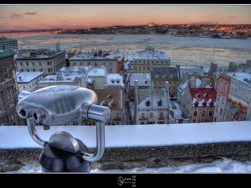 hdr neige snow nuit chateaufrontenac jean271972 quebec ville city architecture batiment building canada fleuve stlaurent eau water riviere river settingsun vue view cityscape couchédesoleil viewingmachines parc montmorency capitalenationale villedequébec digitalblending photomagiste jeansurprenantphotomagiste