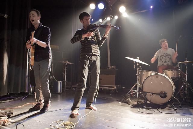 Yndi Halda, Aloud Music Festival