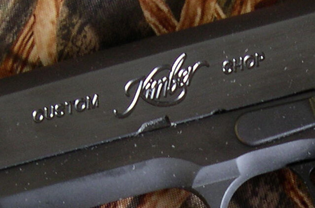 Kimber super carry custom - 1911 Forum