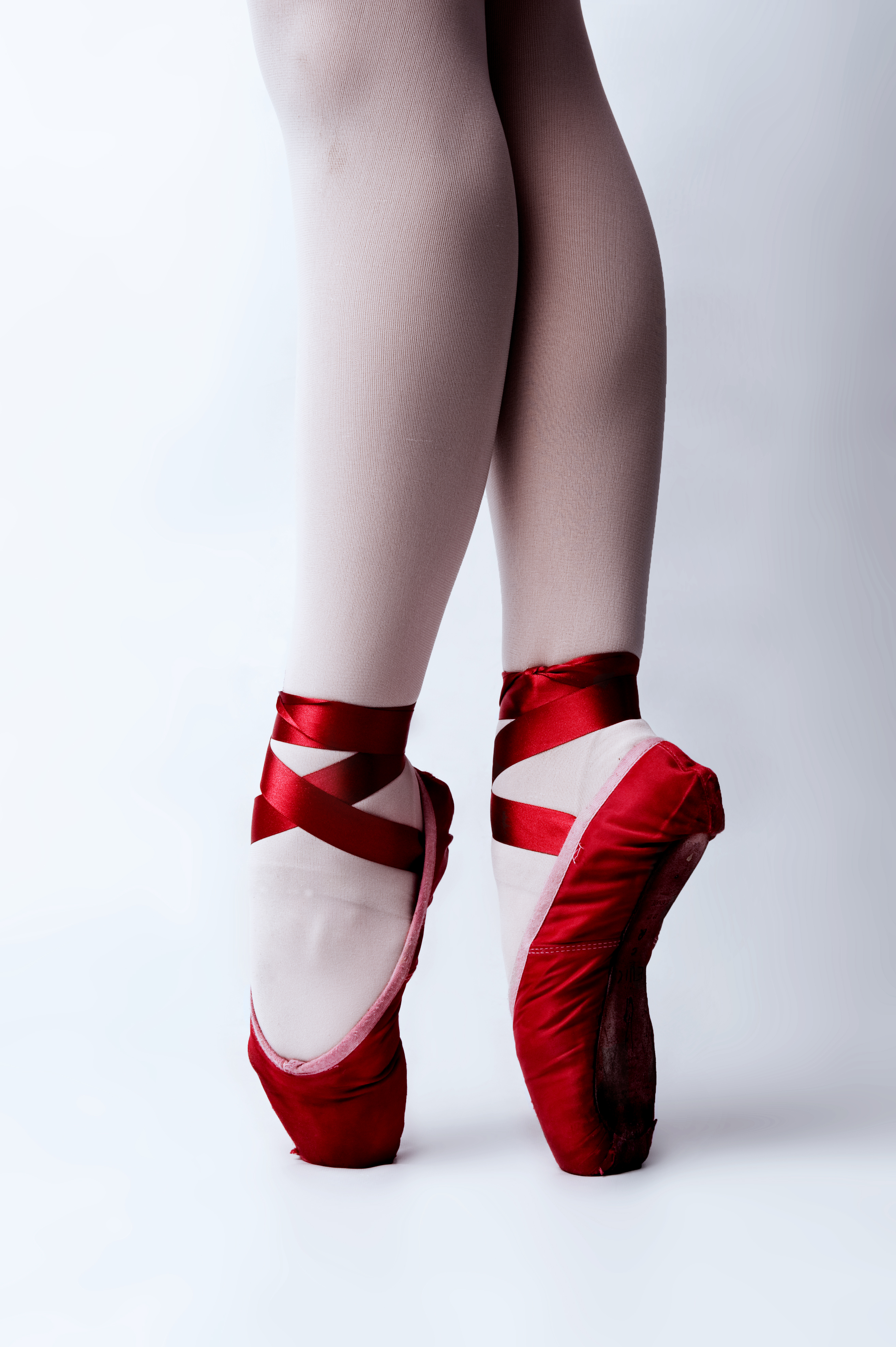Images Of Red Pointe Shoes