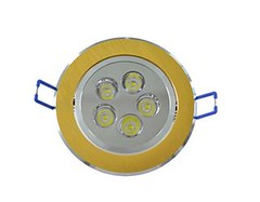 LED Ceiling Light-WS-CL5x1W01
