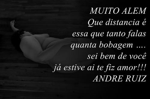 MUITO ALEM by amigos do poeta