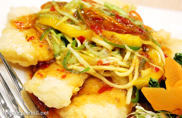 Singapore Mango Fish Fillet P268