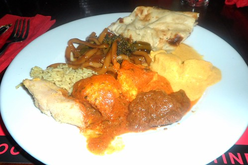 Cook & Indi's World Buffet, Sauchiehall St in Glasgow