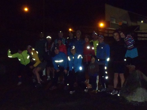 Capilano Canyon Night Run Mardigras - 2013 Starter Photo