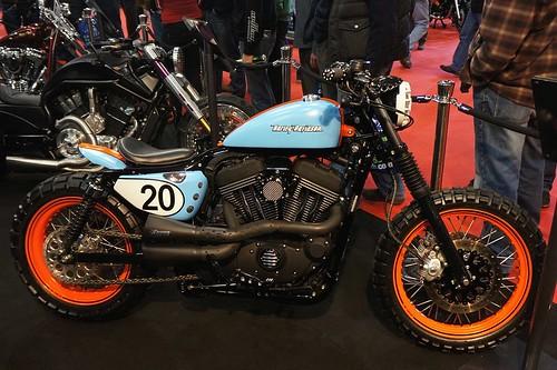 XL1200R The Pigster by Shaw Harley Davidson by fotodnevnik