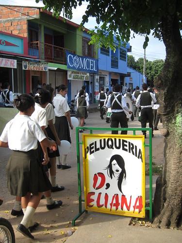 Alborada. Fiesta de la Palabra 6. Pelaya, Cesar. Archivo Liebre Lunar