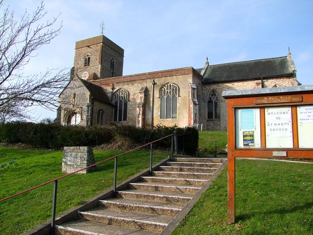Capel St Mary