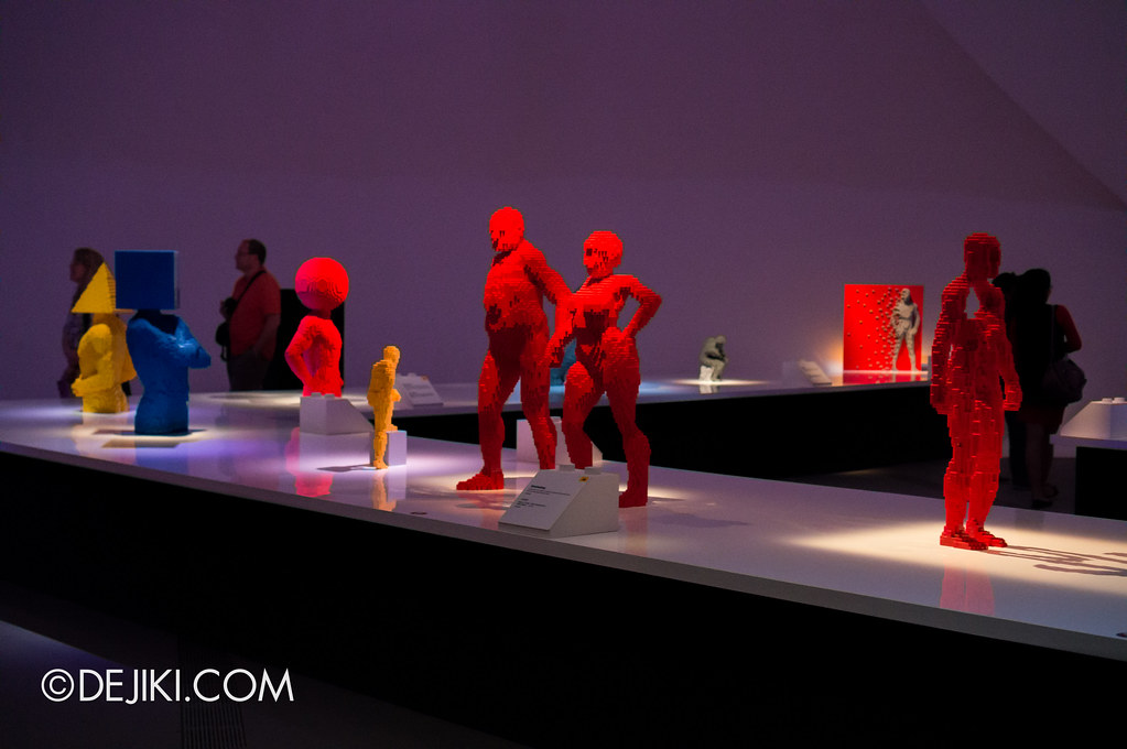 Art of The Brick - Catwalk