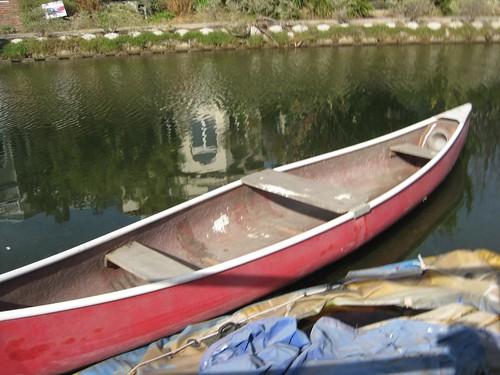 Canoe Venice Beach