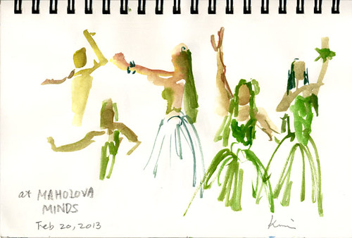 the hula and Tahitian dance-2
