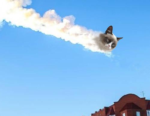Grumpy Meteor