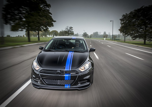 Chrysler Group LLC introduces limited-edition Mopar '13 Dart.  Mopar is the company's service, parts and customer-care brand.