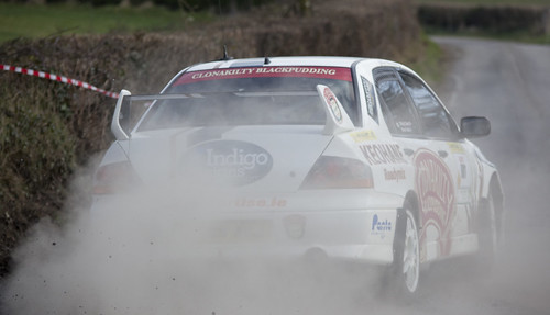 Birr stages rally 2013