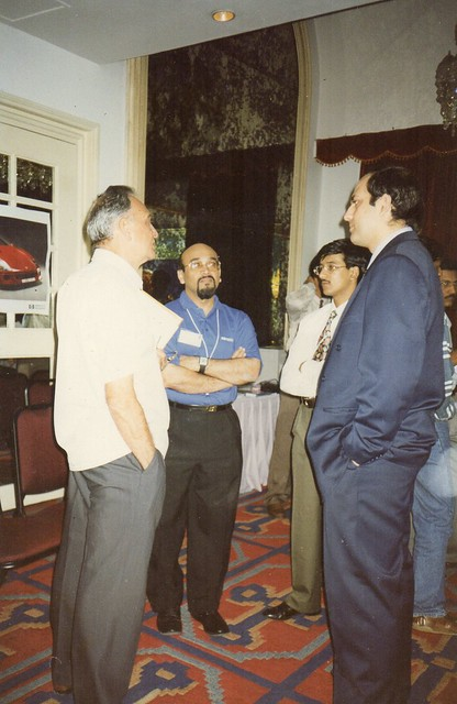HP Plotter show 1998