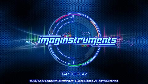 Imaginstruments for PS Vita