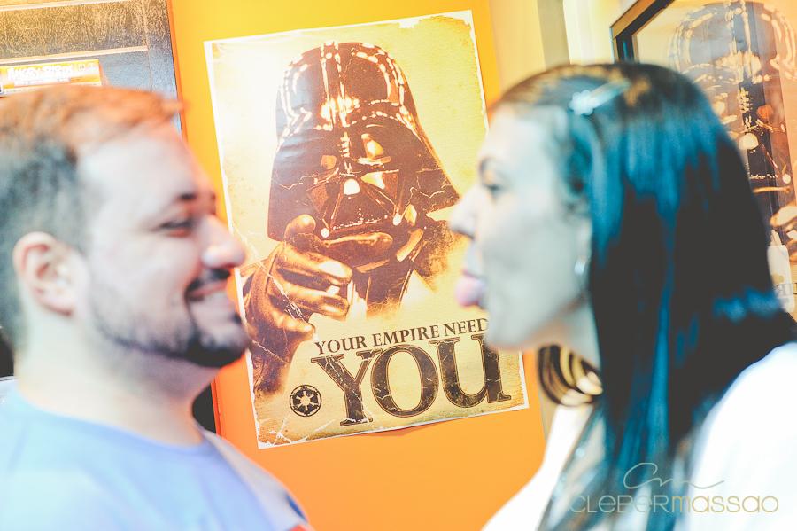 Ana e Fabio E-session na Loja Geek Alameda Santos (10 de 38)