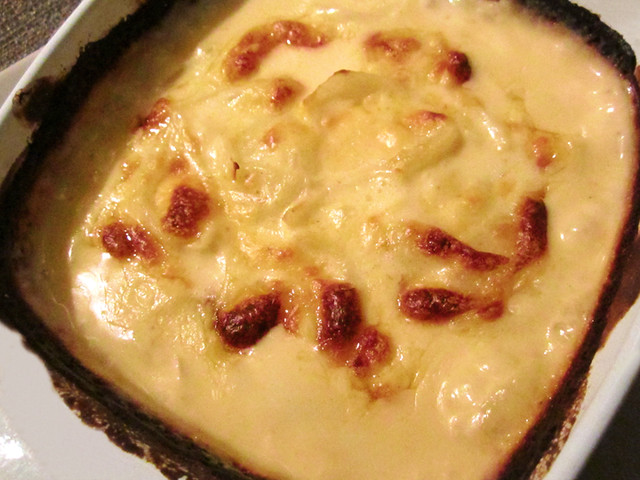 Cheese Scalloped Onions