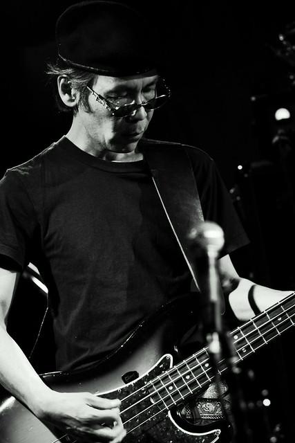 O.E. Gallagher live at ZZ, Tokyo, 24 Feb 2013. 066