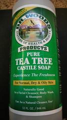 Tea Tree Castile Soap